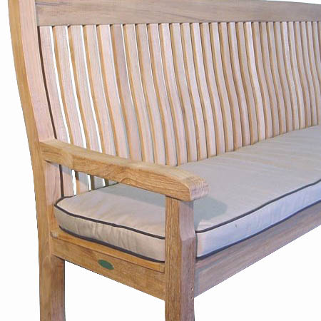 WSC18 6 ft Bench Cushion - Picture B