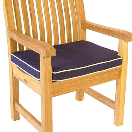WSCACO Sunbrella Armchair Cushion - Picture A