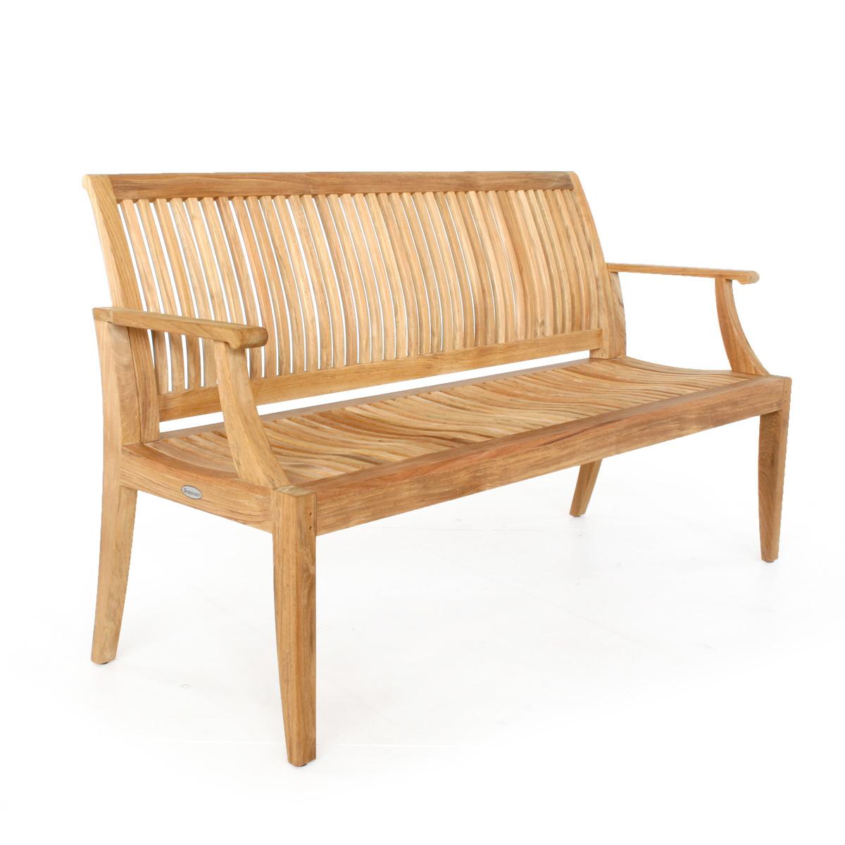 Laguna Teak Outdoor Bench 5 Ft Commercial Grade Westminster Teak Outdoor Furniture