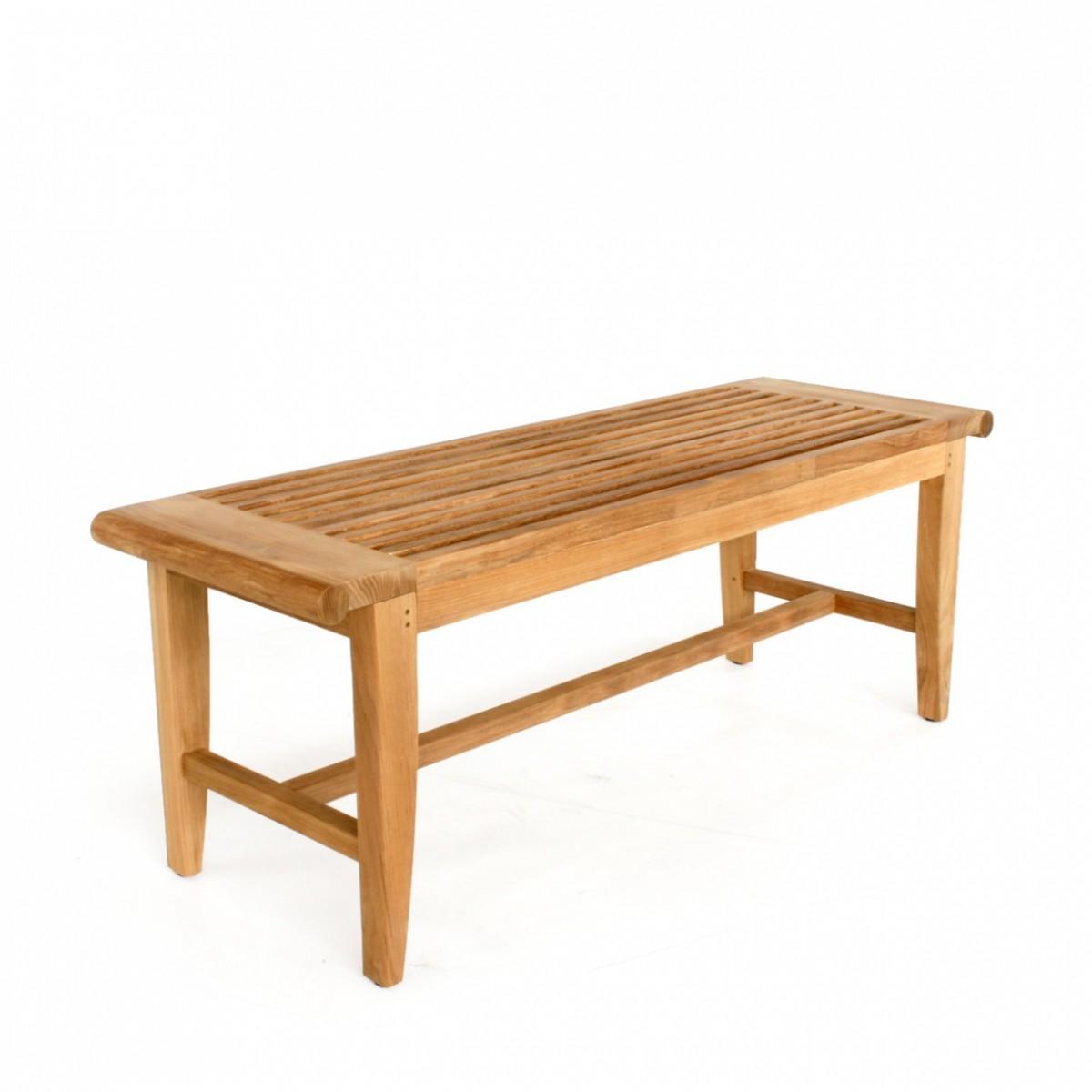 4ft Teak Wood Benches Westminster Teak Furniture