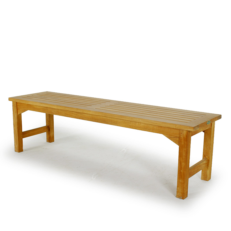 Pin Teak Backless Bench Benches On Pinterest