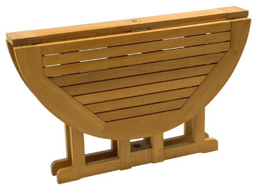 It Is Our Most Popular Teak Folding Table For Yachts And Other Large  Ocean Faring Vessels, Or For Small Apartments ...