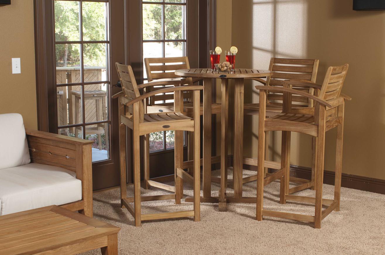 Teak Bar Furniture - Westminster Teak Outdoor Furniture