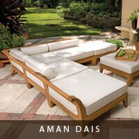 Aman Dais Daybed Collection